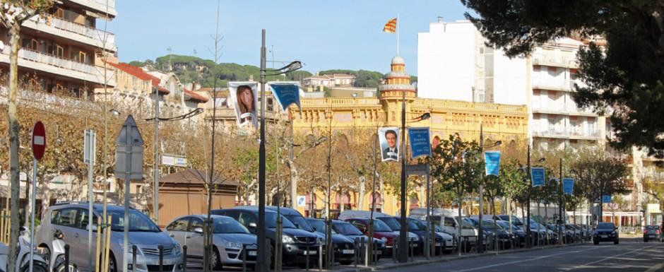 Sant Feliu passeig