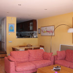 Living and dining area at maremar