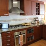 Kitchen at maremar