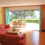 Living room at Maremar