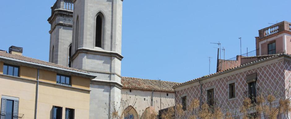 Girona buildings