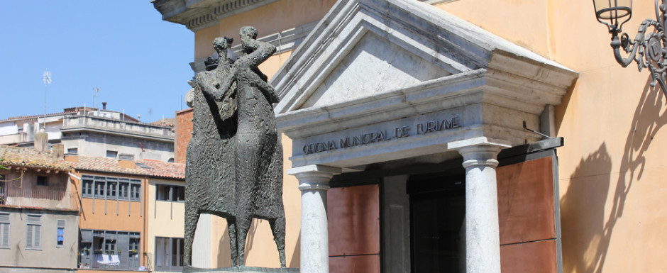Girona sculpture
