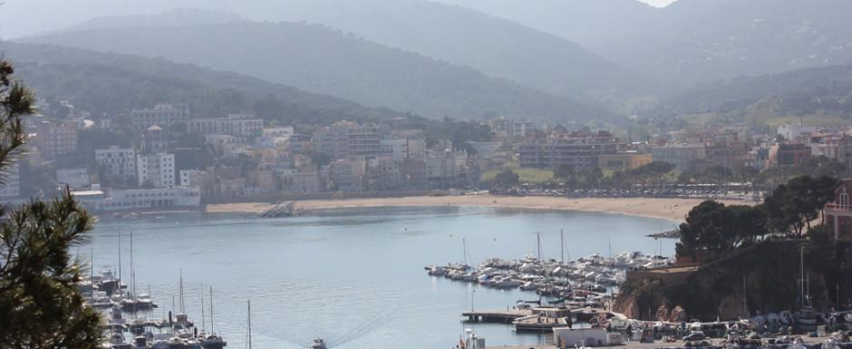 Sant Feliu port