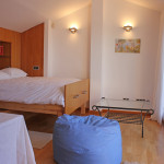 Penthouse bedroom at maremar