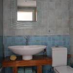 Family bathroom at maremar