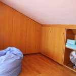 storage in the penthouse bedroom at maremar