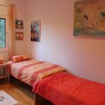 twin room at maremar