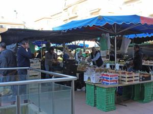 The Sant feliu Market