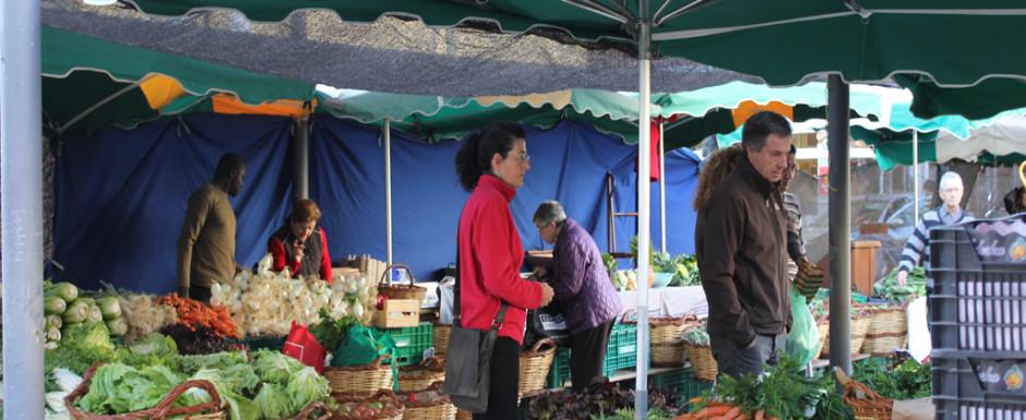 market day sant feliu