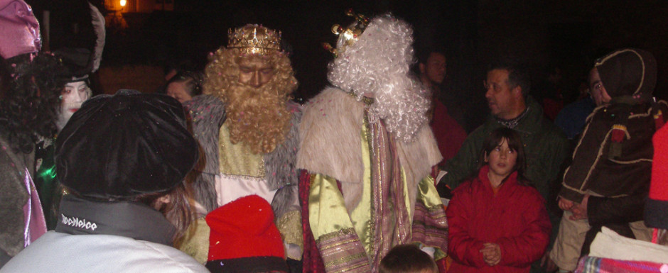 The Three Kings - a typical fiesta in Sant Feliu de Guixols home of our holiday rental