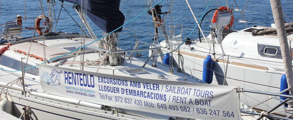 what's on in sant feliu de guixols - boat rentals