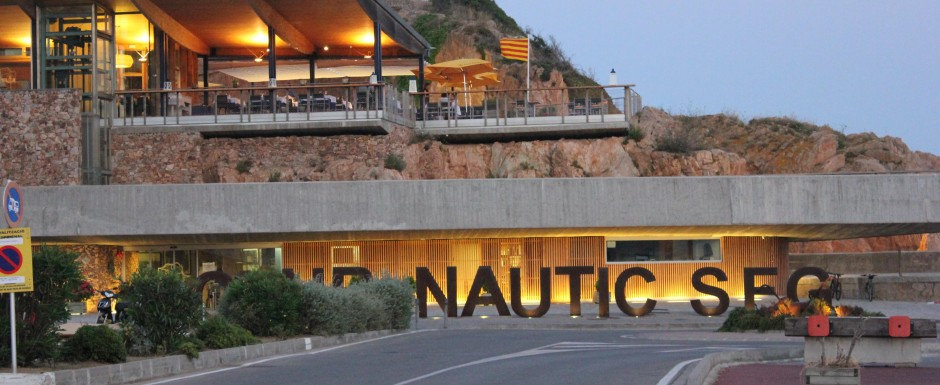 where to eat in the sant feliu de guixols - Club Nautic