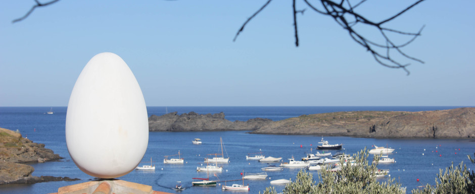 Dali slider Cadaques things to do near sant feliu de guixols